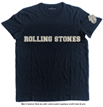 T-Shirt The Rolling Stones Logo & Tongue
