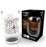 Glas Five Nights at Freddy's 262761