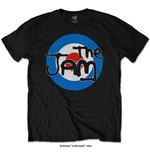 T-Shirt The Jam - Man: Target Logo