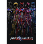 Poster Power Rangers  262945