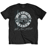 T-Shirt Guns N' Roses Not in this Lifetime Tour Xerox