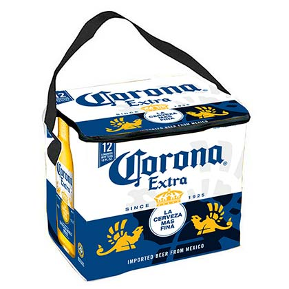 Tragbarer Cooler Coronita Bottle Label
