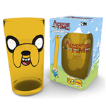 Adventure Time Premium Glas Jake