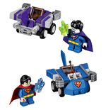 LEGO® DC Universe Super Heroes™ Mighty Micros Superman™ vs. Bizarro™