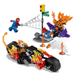 LEGO® Marvel Super Heroes™ Spider-Man Ghost Riders Verbündete