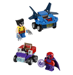 LEGO® Marvel Super Heroes™ Mighty Micros Wolverine vs. Magneto