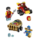 LEGO® Marvel Super Heroes™ Mighty Micros Iron Man vs. Thanos