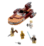 LEGO® Star Wars™ Episode IV Luke's Landspeeder™