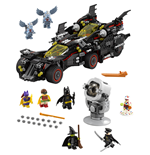 The LEGO® Batman Movie™ Das ultimative Batmobil