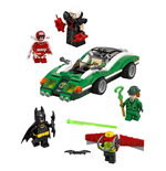 The LEGO® Batman Movie™ The Riddler™ Riddle Racer