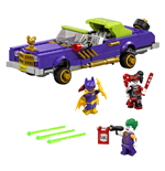 The LEGO® Batman Movie™ Jokers berüchtigter Lowrider