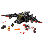 The LEGO® Batman Movie™ Batwing