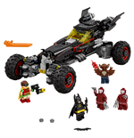 The LEGO® Batman Movie™ Das Batmobil