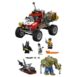 The LEGO® Batman Movie™ Killer Crocs Truck