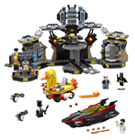 The LEGO® Batman Movie™ Batcave-Einbruch
