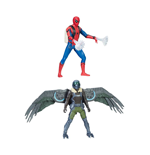 Spider-Man Homecoming Web City Deluxe Actionfiguren 15 cm 2017 Wave 1 Sortiment (4)