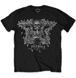 T-Shirt Guns N' Roses Skeleton Guns