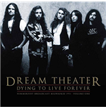 Vinyl Dream Theater - Dying To Live Forever - Milwaukee 1993 Vol. 1 (2 Lp)