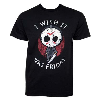 T-Shirt Friday the 13th für Männer