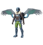 Spider-Man Homecoming Titan Hero Elektronische Actionfigur Vulture 30 cm - Deutsche Version