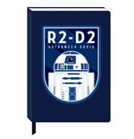 Star Wars A5 Notizbuch R2-D2 Icon