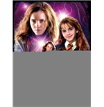 Harry Potter Poster Puzzle Hermine Granger