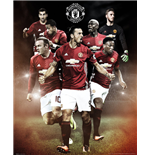 Poster Manchester United FC 264992