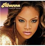 Vinyl Rihanna - Music Of The Sun (2 Lp)