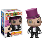 Batman 1966 POP! Heroes Vinyl Figur Penguin 9 cm