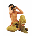 One Piece Body Calender Vol. 4 Figur Lysop 8 cm