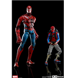 Actionfigur Spiderman Peter Parker & Spider Man Classic Edition 25 - 38 cm