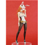 Strike Witches Operation Victory Arrow PVC Statue 1/8 Charlotte E. Yeager Bunny Style 24 cm