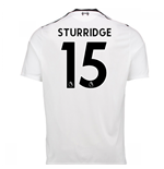 Trikot 2017/18  Liverpool FC 2017-2018 Away (Sturridge 15)