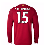 Trikot 2017/18  Liverpool FC 2017-2018 Home (Sturridge 15) Kinder