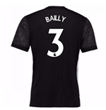 Trikot 2017/18  Manchester United FC 2017-2018 Away (Bally 3)