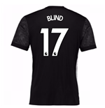 Trikot 2017/18  Manchester United FC 2017-2018 Away (Blind 17)