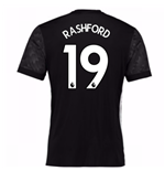 Trikot 2017/18  Manchester United FC 2017-2018 Away (Rashford 19)