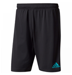 Shorts Real Madrid 2017-2018 (Schwarz)