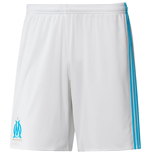 Shorts Olympique Marseille 2017-2018 Home (Weiss)