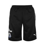 Shorts Newcastle 2017-2018 (Schwarz)
