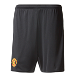 Shorts Manchester United FC 2017-2018 Home (Schwarz)