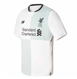 Trikot 2017/18  Liverpool FC 2017-2018 Away