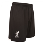 Shorts Liverpool FC 2017-2018 Away (Schwarz)