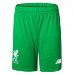 Shorts Liverpool FC 2017-2018 Home (Grün)