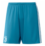 Shorts Juventus 2017-2018 Home (Blau)