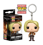 Attack on Titan Pocket POP! Vinyl Schlüsselanhänger Annie Leonhart 4 cm