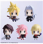 Final Fantasy Trading Arts Mini Figuren 5 cm Vol. 1 Sortiment (6)