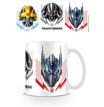 Transformers The Last Knight Tasse Helmets