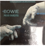 Vinyl David Bowie And His Guests - Across The Ether - The Legendary Us Brodcasts (Clear Vinyl)