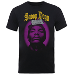 Snoop Dogg  T-Shirt für Männer - Design: Beware of the Dog